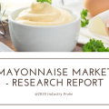 The Health Benefits from Mayonnaise Is Driving the Global Mayonnaise Market