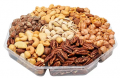 Nuts Gift Basket (7 Section)