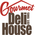 Gourmet Deli House - Restaurant and Deli, Grocery, Take-Out, Catering and Delivery.
