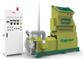High Quality Foam Recycling Machine——GREENMAX Foam Densifier Mars C200