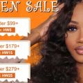 Julia Hair Launches Halloween Sale 2020