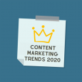 What are the best content marketing trends for 2020?