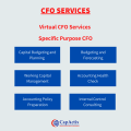 CFO Outsourcing Services - CFO Consulting Services
