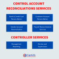 Control Account Reconciliations Services and Reconciliation Accounting