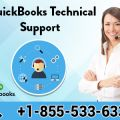 QuickBooks Technical Support +1-855-533-6333