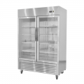 Chef AAA KR-49BG, NSF 2 Glass Door Commercial Refrigerator