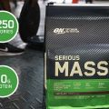 Order Serious Mass Gainer For Weight Gain And Recovery Muscle